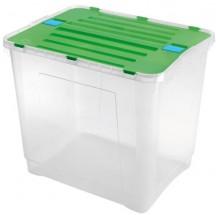 Úložný box Heidrun HDR1644, DRAGON 100l, mix barev