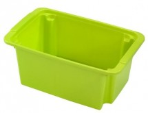 Úložný box Heidrun HDR5107, 5l, plast, mix barev