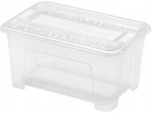 Úložný box s víkem Heidrun HDR7201, 4,5l, plast