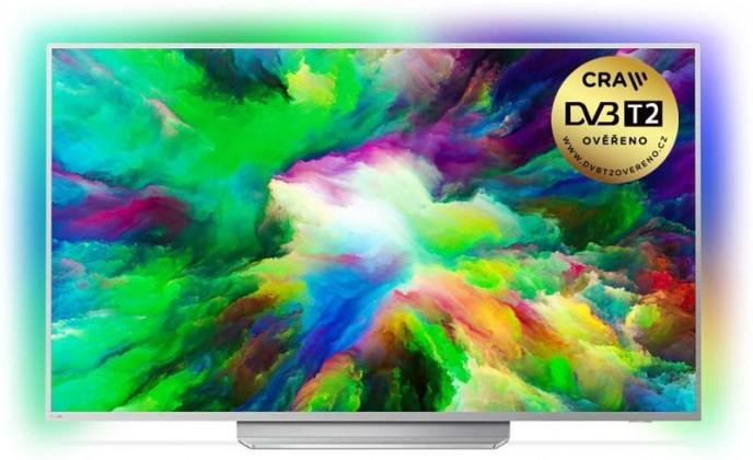 "Ultra HD televize Smart televize Philips 55PUS7803 (2018) / 55"" (139 cm)"