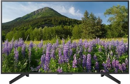"""Ultra HD televize Smart televize Sony Bravia KD43XF7096 (2018) / 43"""" (108 cm)"""