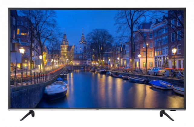 Ultra HD televizor Changhong UHD55E6000ISX2