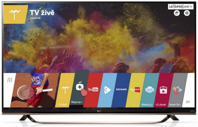 Ultra HD televizor LG 55UF8607
