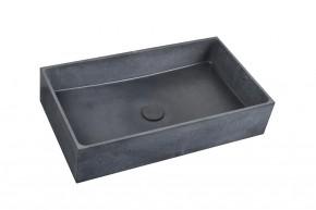 Umyvadlo na desku UD03 (antracit)