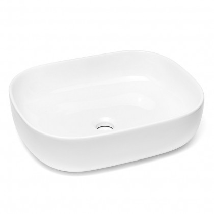 Umyvadlo na desku UD12 (bílá)