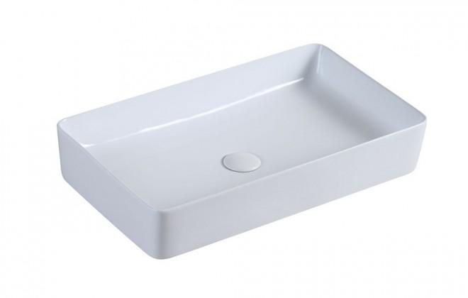 Umyvadlo na desku UD14 (bílá)