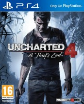 Uncharted 4: A Thief's End (PS4) PS719454717