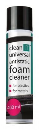 Univerzální anitstatická čistící pěna CLEAN IT CL170, 400ml