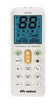 Univerzální dálkové ovládání pro klimatizace Meliconi 802101