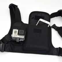 Univerzální postroj na tělo pro akční kamery N256
