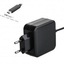 Univerzální USB-C napájecí adaptér 45W Akyga AK-ND-60