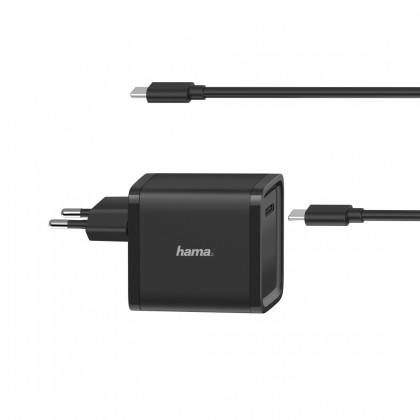 Univerzální USB-C napájecí adaptér Hama 45W (200005)