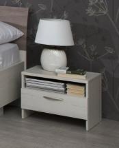 UNO - Noční stolek, typ NS (pino aurelio)