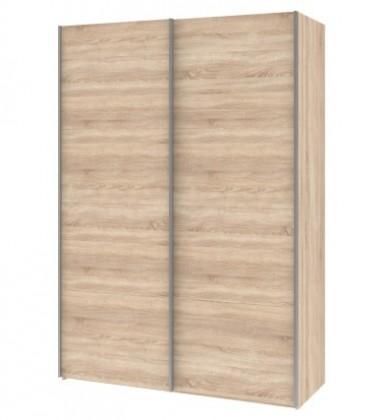 UNO - Šatní skříň 150 cm (dub bardolino)