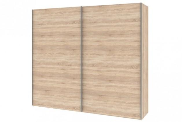 UNO - Šatní skříň 250 cm (dub bardolino)