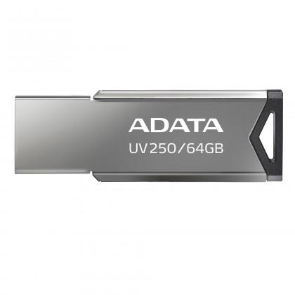USB 2.0 flash disky 64GB ADATA UV250 USB 2.0 black