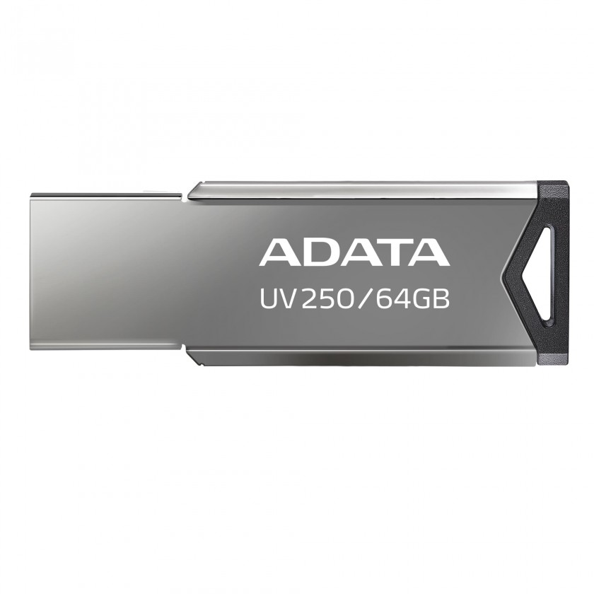 USB 2.0 flash disky 64GB ADATA UV250 USB 2.0 black