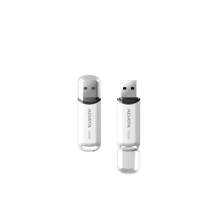 USB 2.0 flash disky A-DATA C906 16GB, bílý