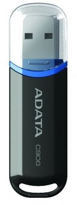 USB 2.0 flash disky A-DATA C906 32GB, černý