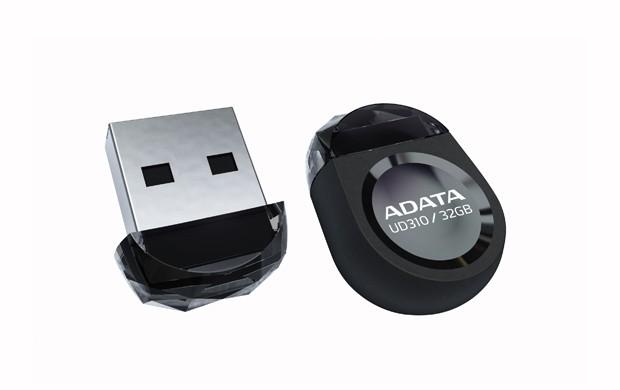 USB 2.0 flash disky A-DATA UD310 16GB, černá