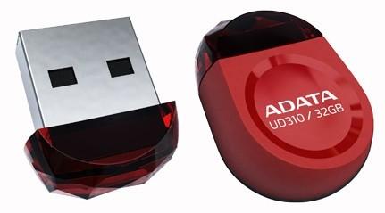 USB 2.0 flash disky A-DATA UD310 16GB,červený
