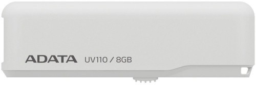 USB 2.0 flash disky ADATA UV110 32GB, bílý