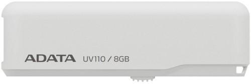 USB 2.0 flash disky ADATA UV110 32GB, bílý