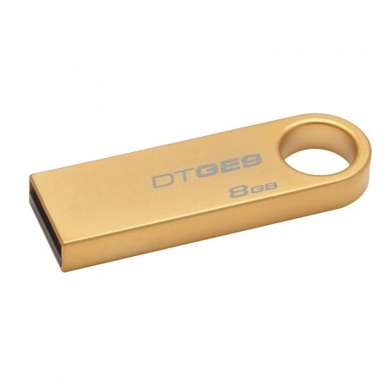 USB 2.0 flash disky KINGSTON DataTraveler GE9 8GB
