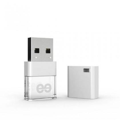 USB 2.0 flash disky Leef USB 32GB Ice 2.0 white-white