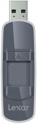 USB 2.0 flash disky Lexar JumpDrive S70 4GB černý