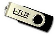 USB 2.0 flash disky LTLM 16GB černá