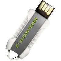USB 2.0 flash disky Silicon Power Unique 530 8GB bílý
