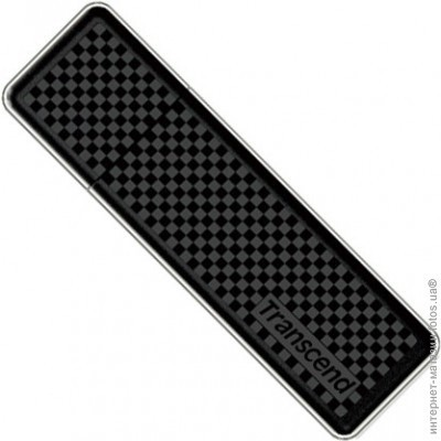 USB 2.0 flash disky Transcend JetFlash 200 8GB černý