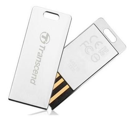 USB 2.0 flash disky Transcend JetFlash 3S 32GB stříbrný