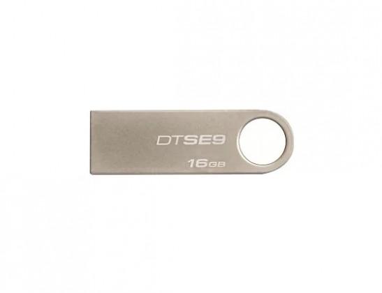 USB 2.0 flash disky USB flash disk 16GB Kingston DataTraveler SE9, 2.0 (DTSE9H/16GB)
