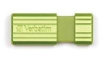 USB 2.0 flash disky Verbatim Store 'n' Go PinStripe 8GB zelený