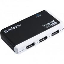 USB 2.0 hub Defender Quadro Infix (83504)