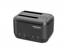 USB 3.0 dokovací stanice pro HDD Natec Kangaroo Dual (NSD-0955)