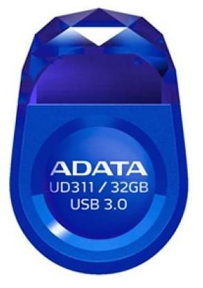 USB 3.0 flash disky A-DATA UD311 32GB, USB 3.0, modrý