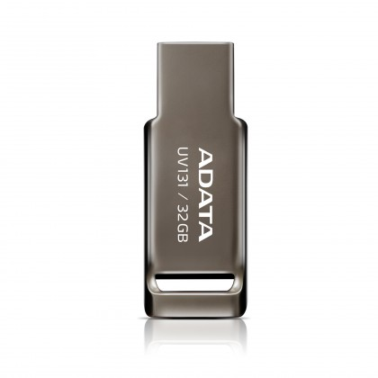 USB 3.0 flash disky ADATA DashDrive UV131 32GB, USB 3.0, kovová