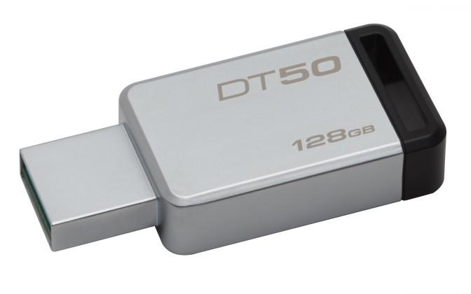USB 3.0 flash disky Kingston DataTraveler 50 128GB DT50/128GB