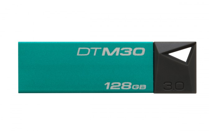 USB 3.0 flash disky Kingston DataTraveler Mini 128GB - DTM30/128GB