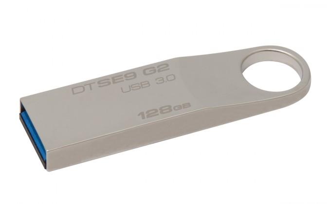 USB 3.0 flash disky Kingston DataTraveler SE9 G2 - 128GB DTSE9G2/128GB