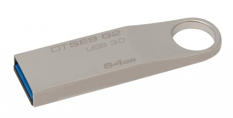 USB 3.0 flash disky Kingston DataTraveler SE9 G2 64GB - DTSE9G2/64GB