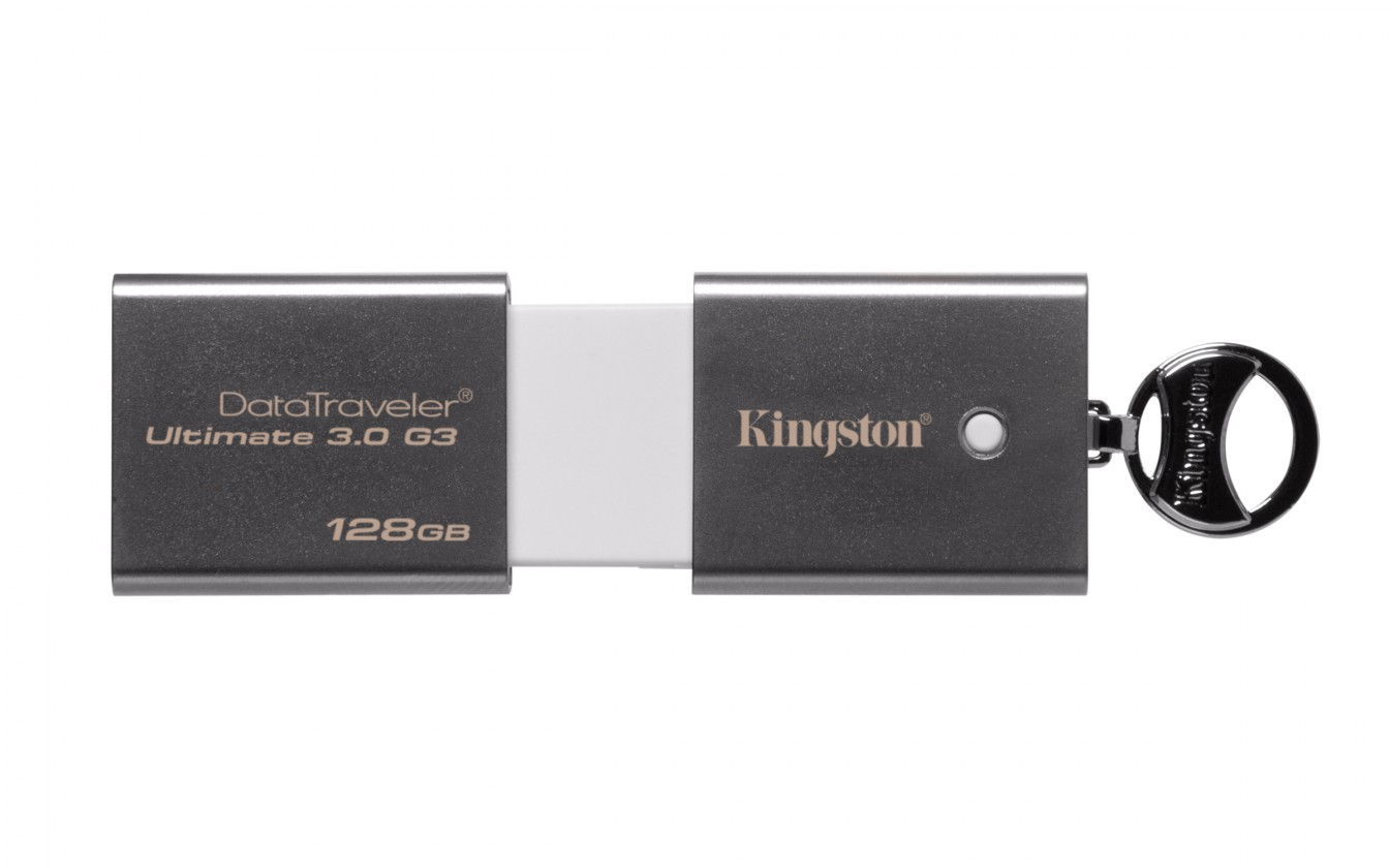 USB 3.0 flash disky Kingston DataTraveler Ultimate G3 128GB