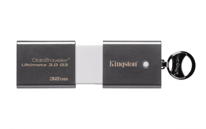 USB 3.0 flash disky Kingston DataTraveler Ultimate G3 32GB