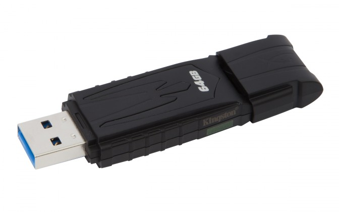 USB 3.0 flash disky Kingston HyperX Fury 64GB