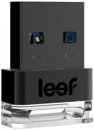 USB 3.0 flash disky Leef USB 16GB Supra 3.0 charcoal