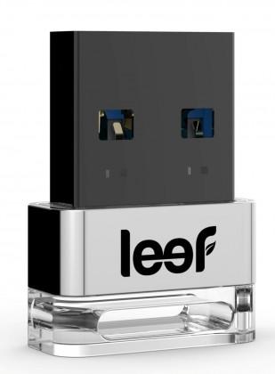 USB 3.0 flash disky Leef USB 64GB Supra 3.0 silver