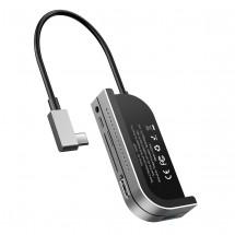 USB-C hub 6v1 pro iPad Pro Baseus CAHUB-WJ0G